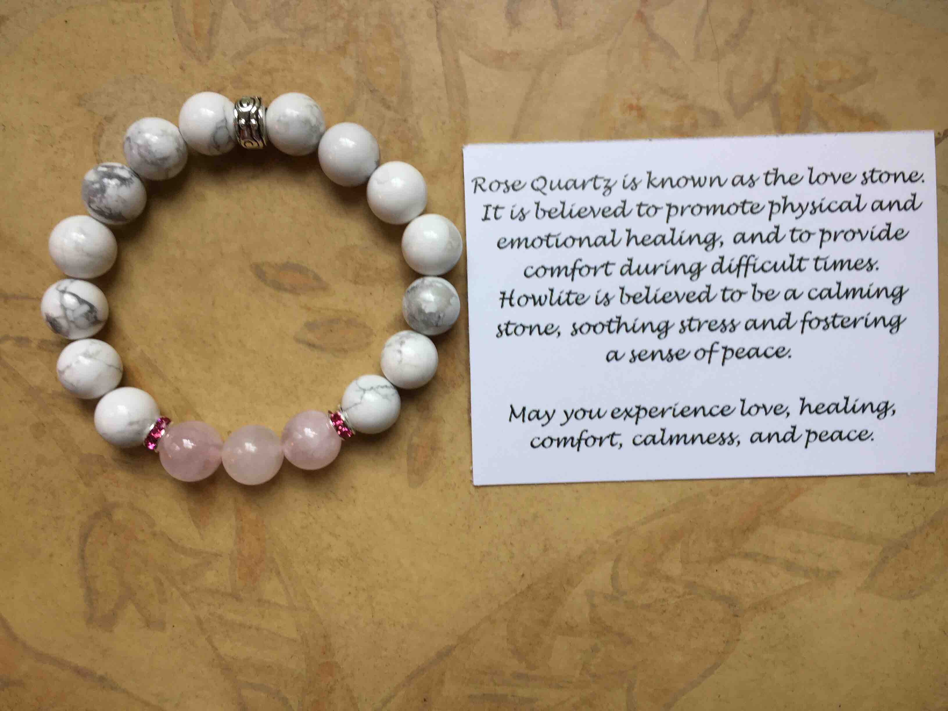 using spiritual jewelry bracelet products for healing breastcancerhealing injewels stones hope cancer